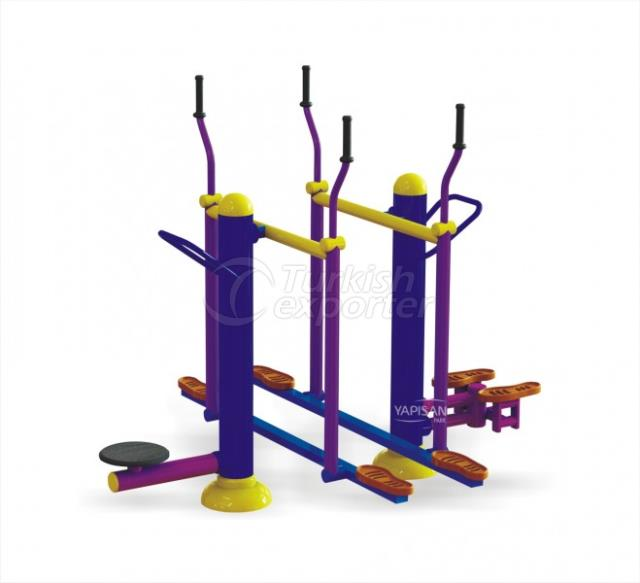 Outdoor Fitness Equipments 002859