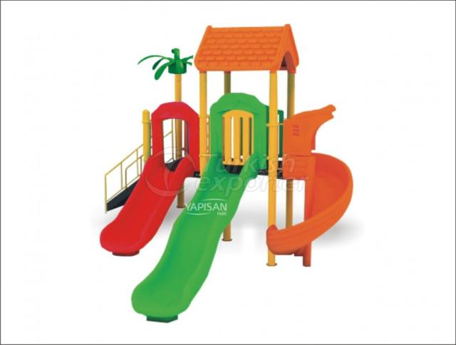 Metal Kids Playgrounds 180050
