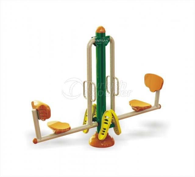 Outdoor Fitness Equipments 003720