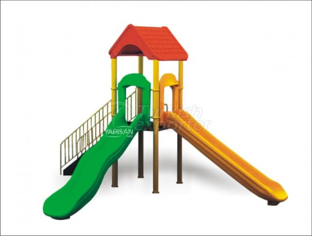 Metal Kids Playgrounds 180404