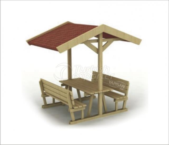 Picnic Tables 000855