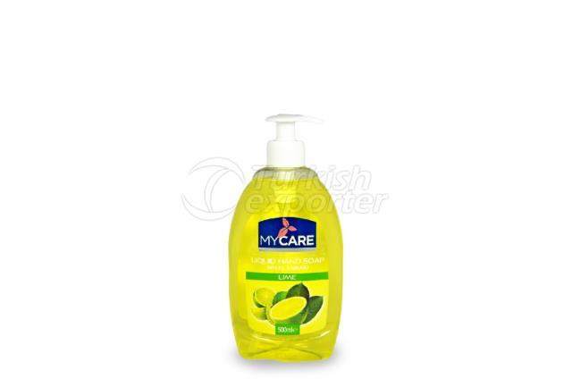 Liquid Hand Soap - Lime