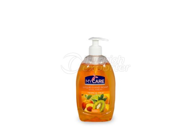 Liquid Hand Soap – Tropical Fruits