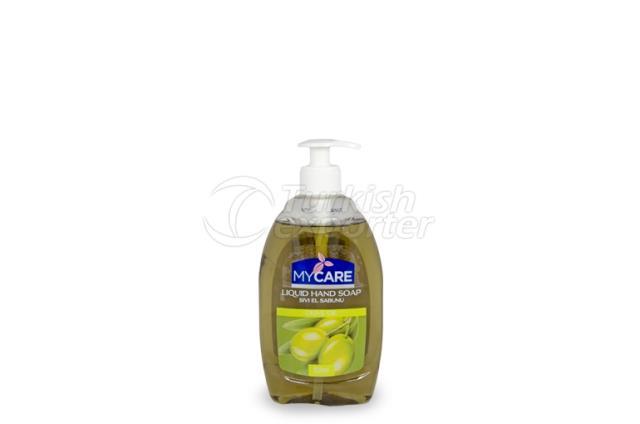 Liquid Hand Soap – Olive