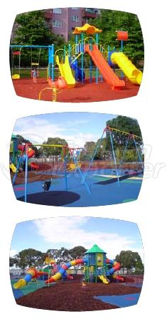 Playgrounds - Game Groups