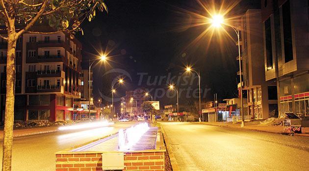 Led Street Luminaire