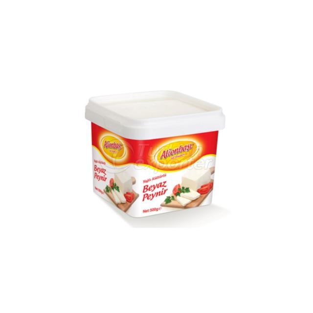 Cultured Whole Fat Feta Cheese