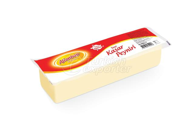 Block Fresh Cheddar Cheese