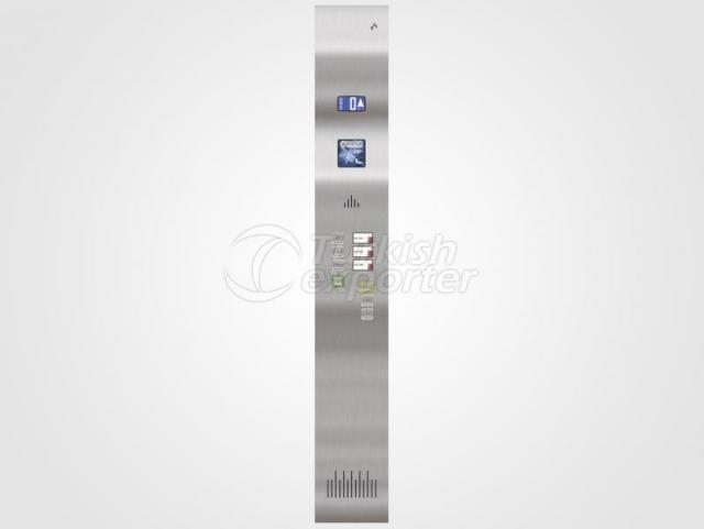 Size Panel Button 2130 LT
