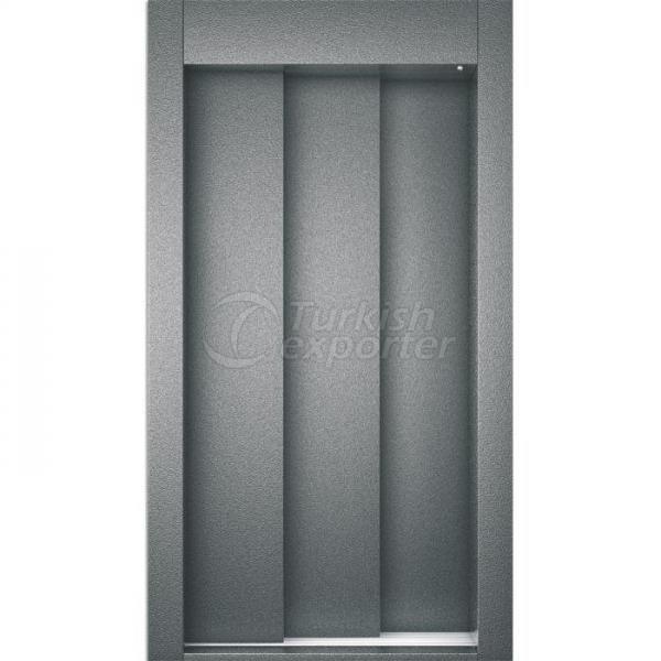 3 PNL Telescopic Floor Doors