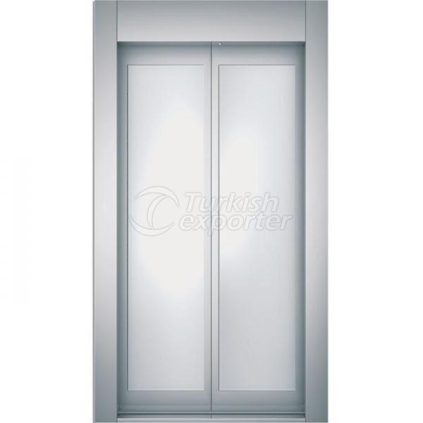 2 PNL Center Floor Doors