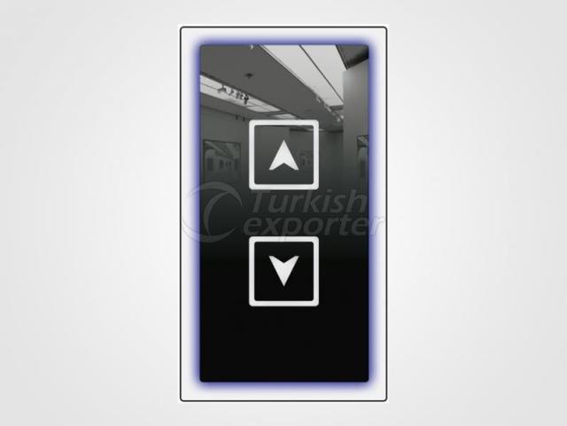 Panel Floor Button GLOP