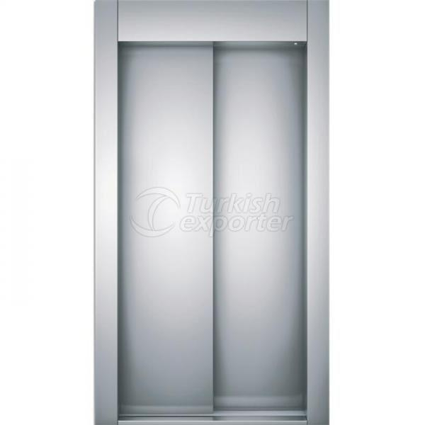 2 PNL Telescopic Floor Doors