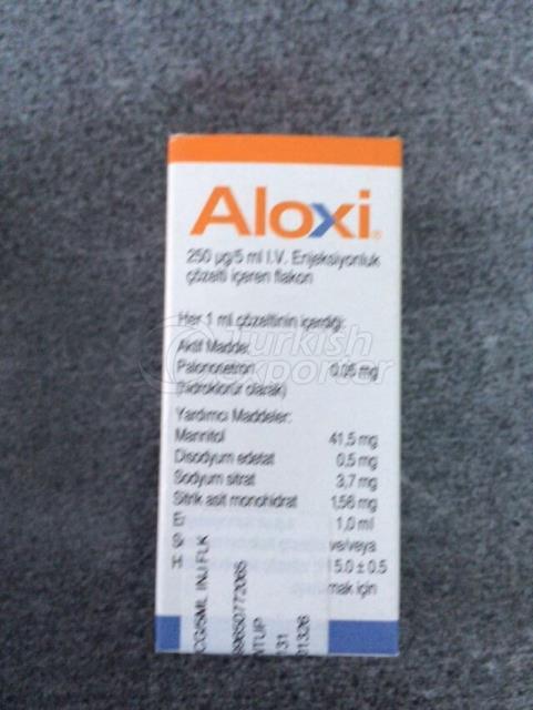 ALOXI 250 MCG5ml IV INJ