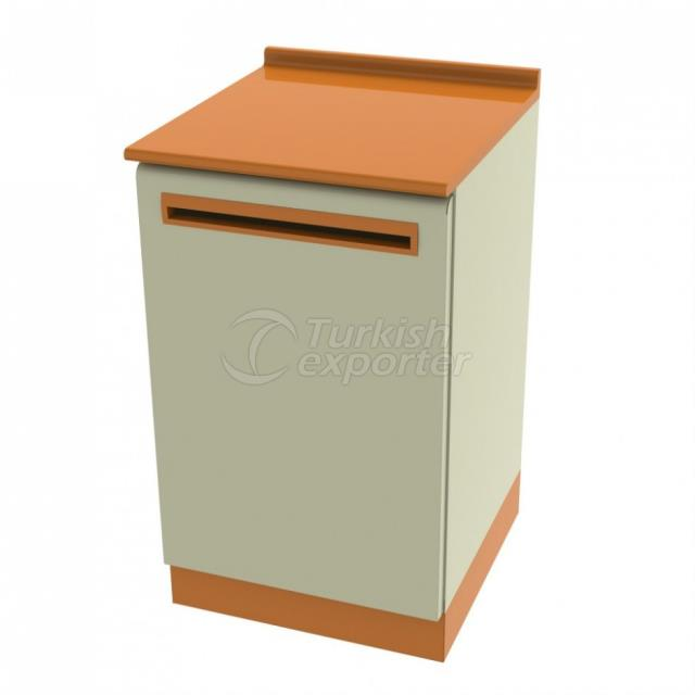 KD10 Clinic Module with Door