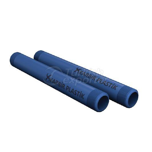 Extension Pipe Blue