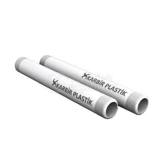 Extension Pipe White