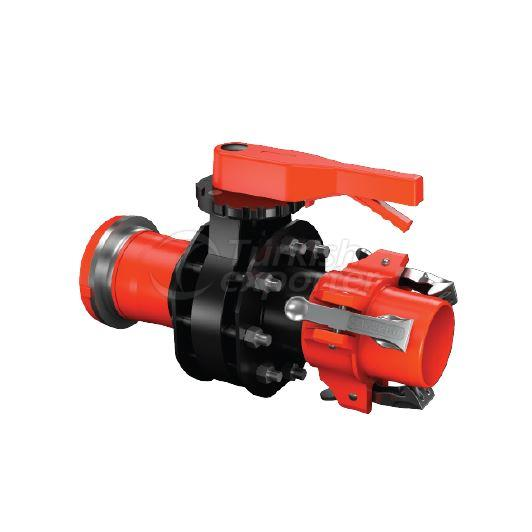 Flanged Latch Line Valves