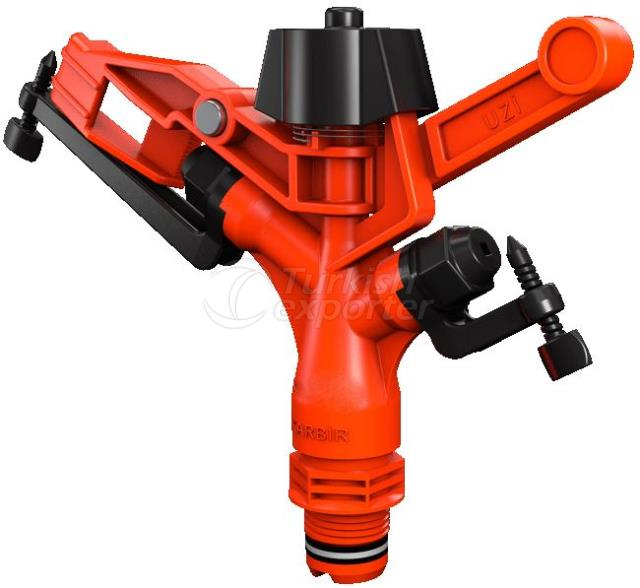 Sprinkler UZI ORANGE