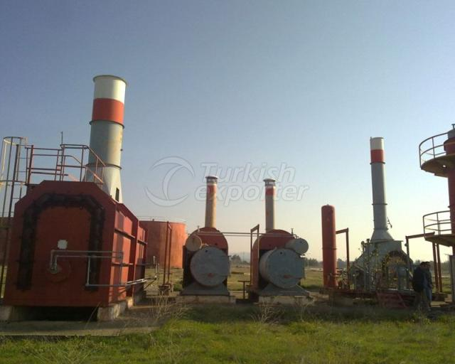 Waste Oil Continue Systems