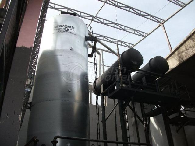 Solvent Recovery Facilities
