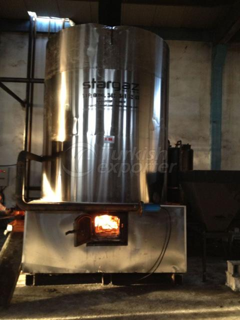 Solid Fuel Thermal Oil Boilers