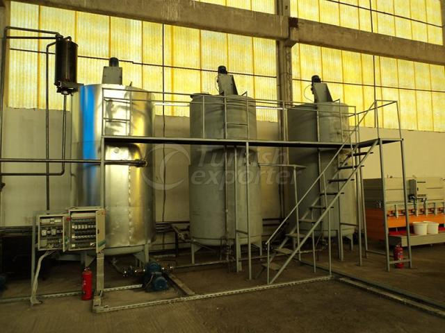 Lube Oil Filling Plants
