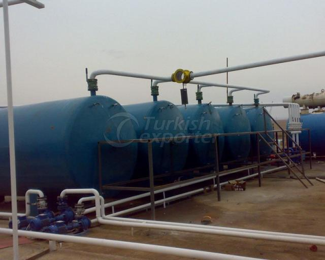 Crude Oil Batch Systems