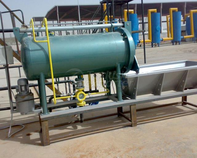Waste Oil Batch Systems