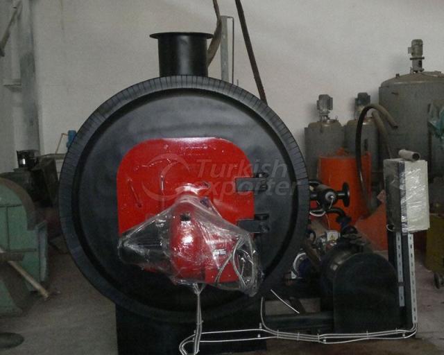 Fluid-Gas Fuel Thermal Oil Boilers