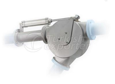 Pneumatic Diverter
