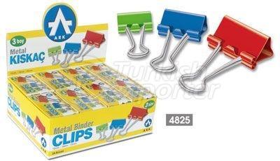 Metal Paper Clamp Ark 4825