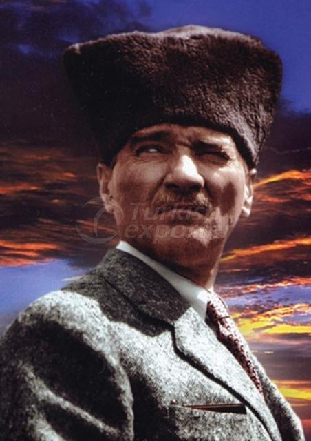 Ataturk Poster İNTER