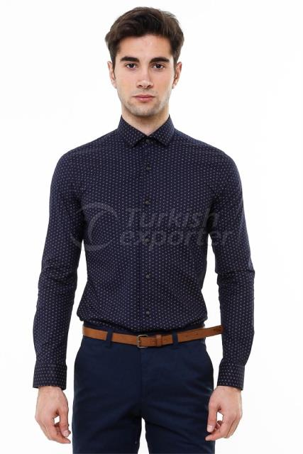 WSS Wessi Poplin Cotton Shirt