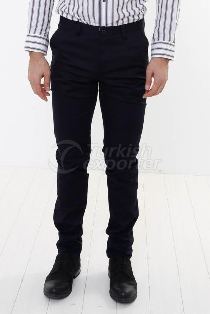 WSS Wessi Oxford Cotton Pants