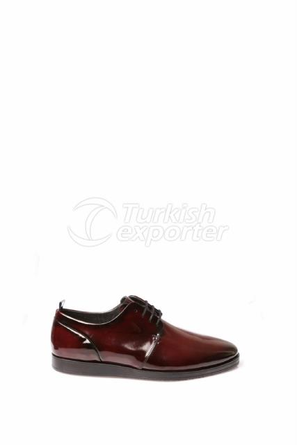 WSS Wessi Leather Casual Shoes