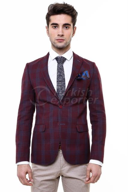 WSS Wessi Cotton Checkered Jacket