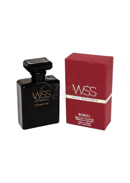 WSS Wessi Clared Red Perfume