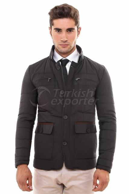 WSS Wessi Hoody Quilted Coat
