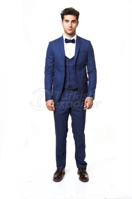 WSS Wessi Slimfit Grooms Suit