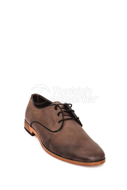 WSS Wessi Nubuck Leather Shoes