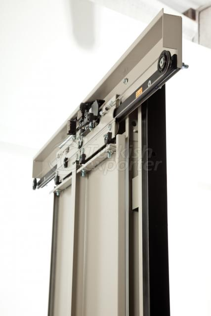 2 Panel Telescopic C-Eko