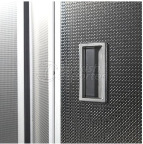 W-Type Folding Cabin Door