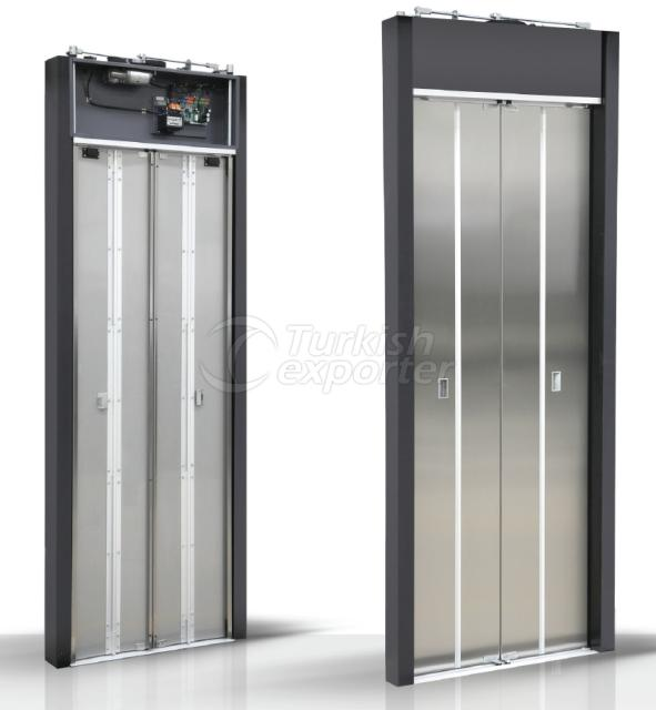 D-Type Folding Cabin Door