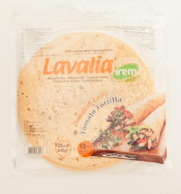 Lavash With Tomatoes Lavalia