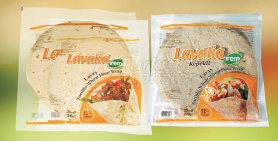 Wrap Bread Lavalia