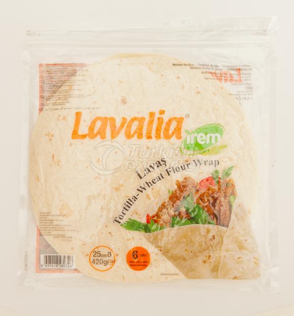 Plain Lavash Lavalia