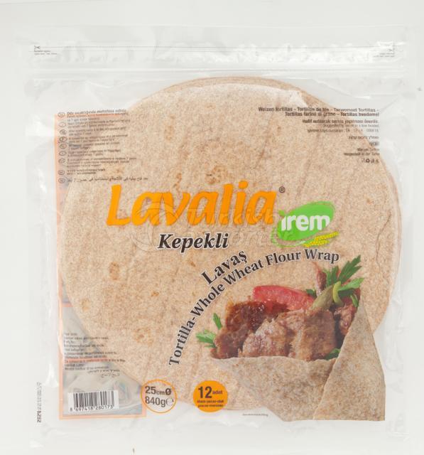 Wholewheat Lavash Lavalia