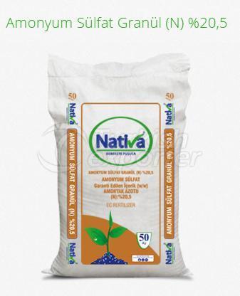 Ammonium Sulfate (N)%20,5