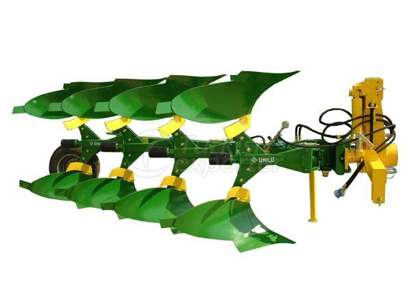 Hydraulic Adjustable Reversible Plough